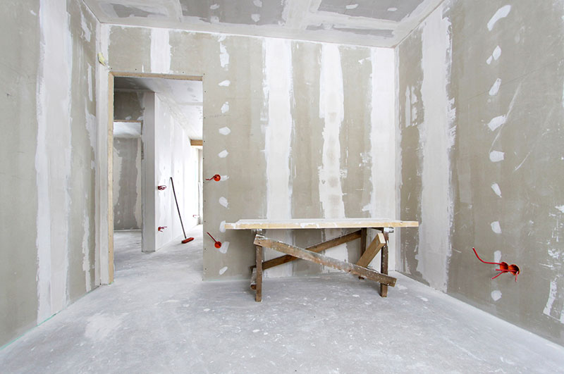 Tacoma Drywall Installation
